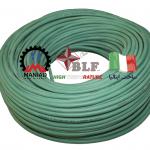 سیم و کابل ترموکوپل سیلیکونی تایپ KX محصول BLF ایتالیا