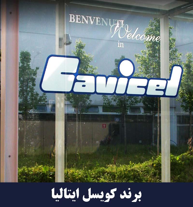 دفتر شرکت Cavicel ایتالیا