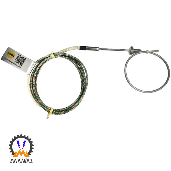 سنسور ترموکوپل نوع K (کا) TM2-KZCZ-ZF2N